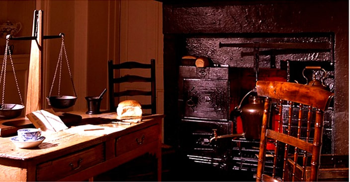 Bronte Writing room